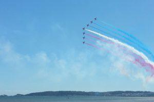 Swansea air show